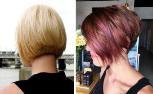 Стрижка каре – 8 вариантов на короткие и средние волосы, на ножке и с удлинением