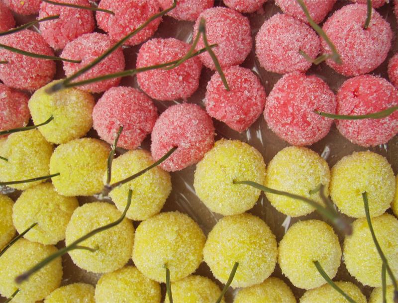 Рецепт свадебных конфет «Графини Вишенки»
